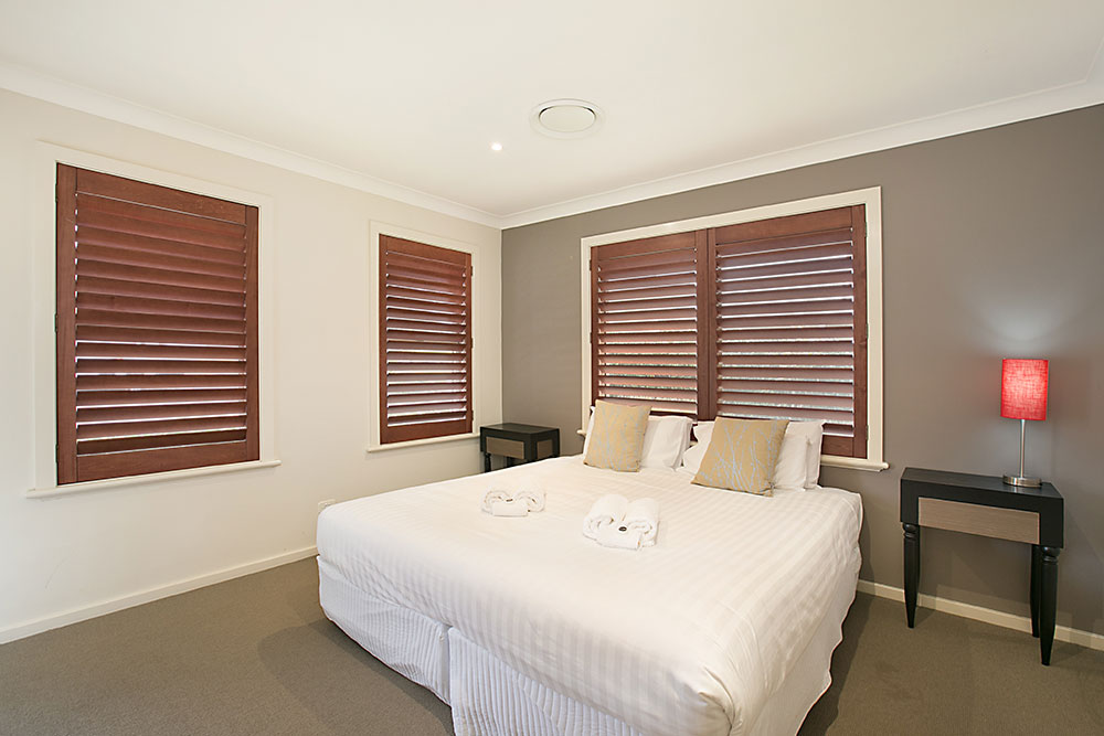 Peppertree at the Vintage, 4-Bedroom Hunter Valley Accommodation